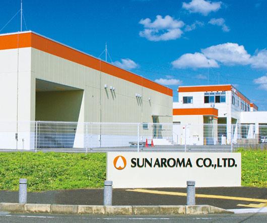 サンアロマ滋賀工場