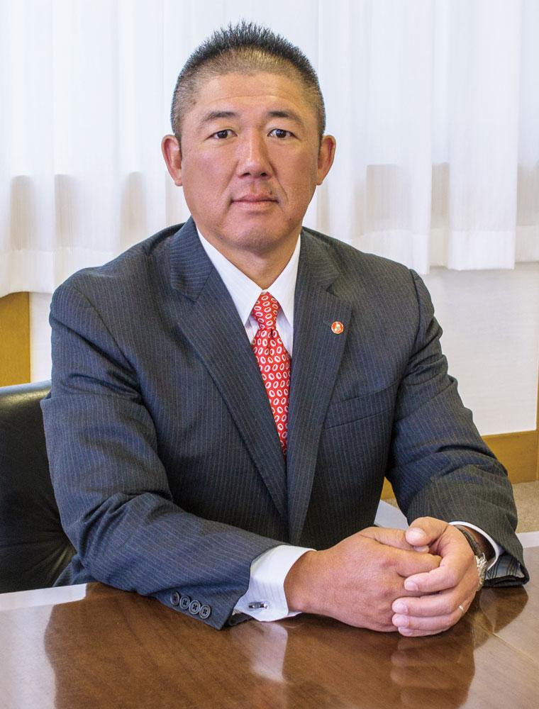 株式会社サンアロマ代表取締役 社長 杉山勲