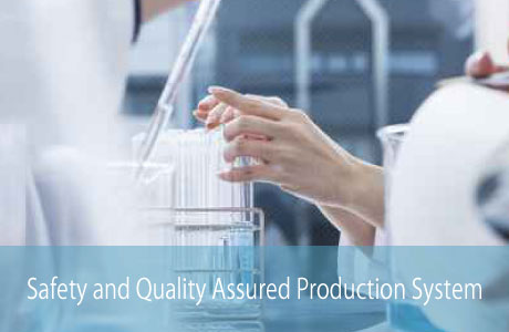 Safety-and-Quality-Assured-Production-System